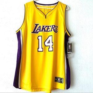 NWT lngram Lakers Jersey XL Ingram #14 Basketball